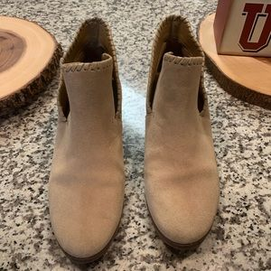 Jack Roger ankle booties